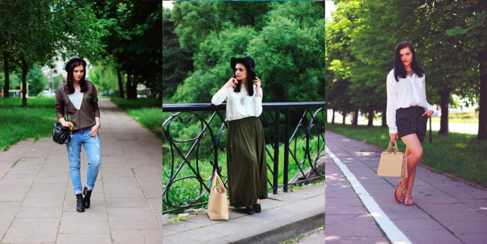 """Blogerė Darja iš """"Luscious style"""""""