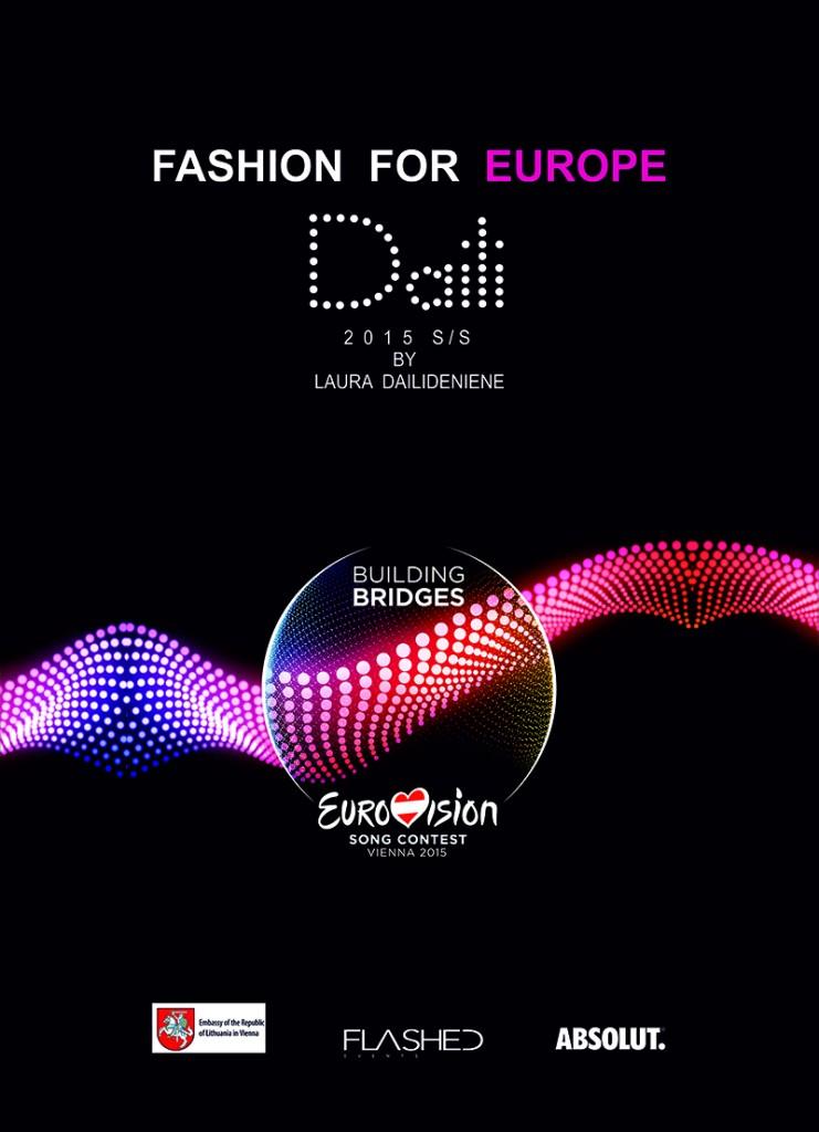 EUROVIZIJOS , Fashion For Europe & Daili pristatymas