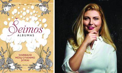 Simona Krasauskiene  seimos albumas