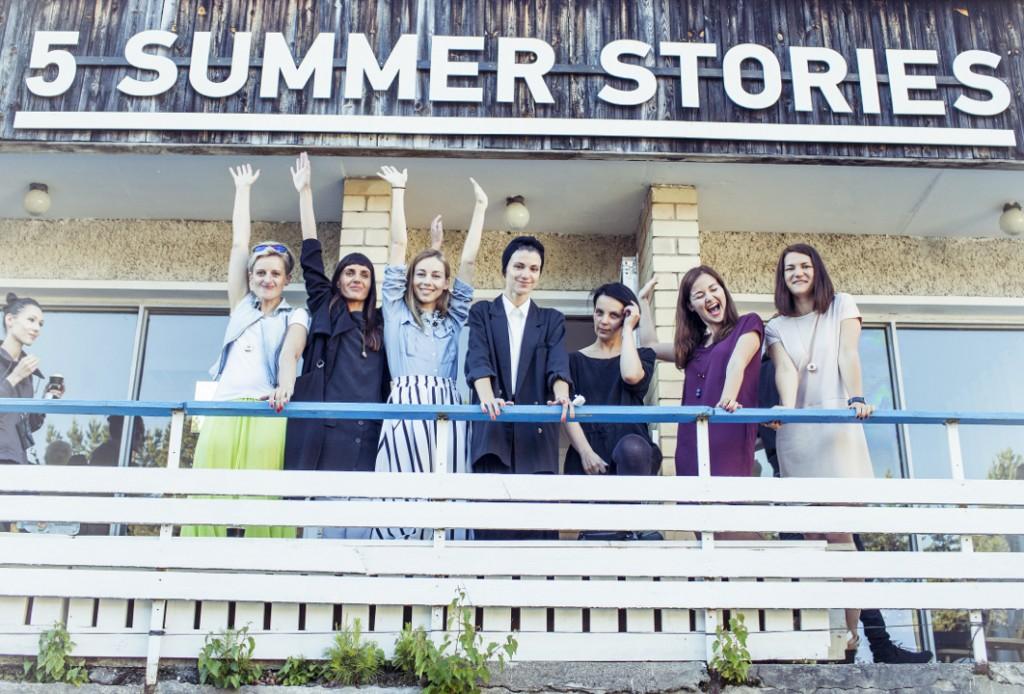 5 Summer Stories nida